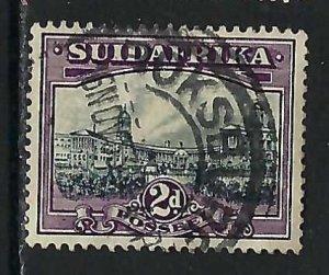 SOUTH AFRICA 54b VFU K402-2