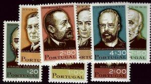 Portugal SC#983-990 MNH VF...Worth a Close Look!!