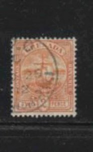 GRENADA #70  1906  2p  SEAL OF THE COLONY       F-VF  USED
