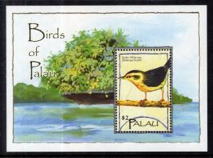 Palau 792 Bird Souvenir Sheet MNH VF