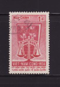South Vietnam 224 U Universal Declaration of Human Rights