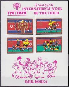 1979 Korea, North 1934-35KLb Football 22,00 €