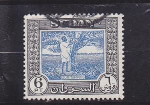 Sudan  Scott#  110  Used
