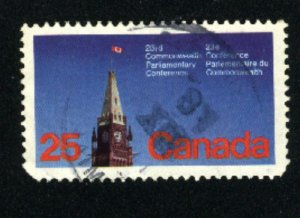 Can #740   -2    used VF 1977 PD