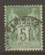 France #67 Used