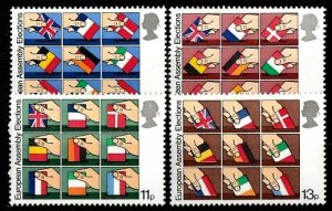Great Britain 1979 S.G. 1083-1086 MNH (1346)