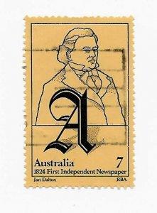 Australia 1974 - U - Scott #599 *