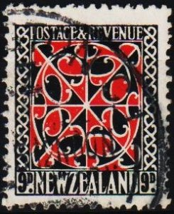 New Zealand. 1935 9d S.G.631  Fine Used