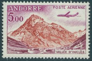ANDORRA-FRENCH SCOTT C7