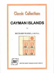Cayman Islands Classic Collections, by Richard Maisel