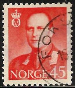 Norway 1958 Scott# 363 Used