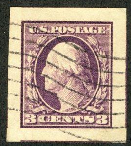 MALACK 483 MONSTER JUMBO, super select stamp, GEM! b1431