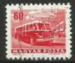 Hungary Scott #1512 Used - Transportation