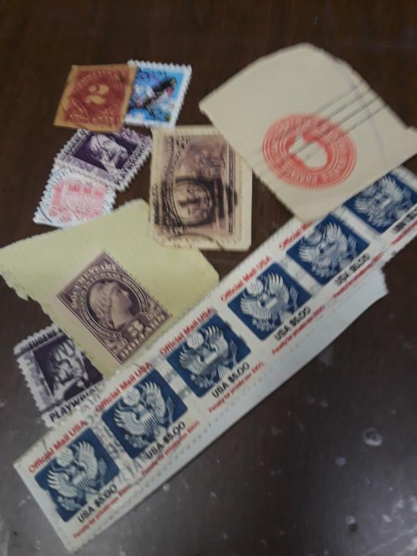 USA Used Old & High Value Lot 4