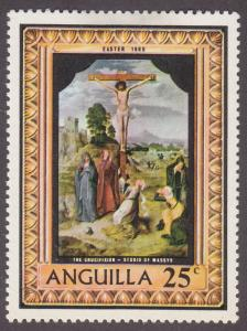 Anguilla 68 The Crucification 1969