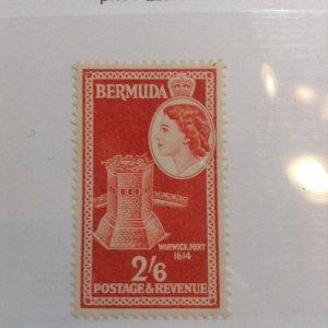 Bermuda  # 159  MH