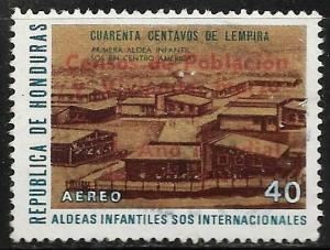 Honduras 1973 Air Mail Scott# C536 Used