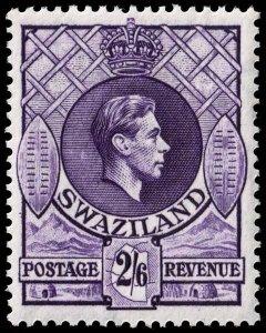 Swaziland - Scott 35 - Mint-Never-Hinged - Perf 13.5 x 14