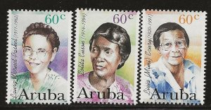 ARUBA  SC #  139 - 41    MNH