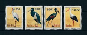 [103005] Namibia 1994 Birds vögel oiseaux  MNH