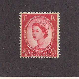 GREAT BRITAIN SC# 357dp F-VF LH 1959