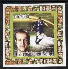 Sao Tome & Principe RUGBY WORLD CUP 2007 Deluxe s/s Mint (NH) #5