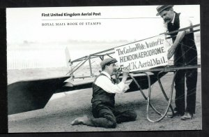 GB 2011 DY2 Aerial Post Prestige Booklet UNMOUNTED MINT