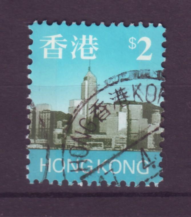 J18099 JLstamps [low price] 1997 hong kong used #771, $0.55 scv