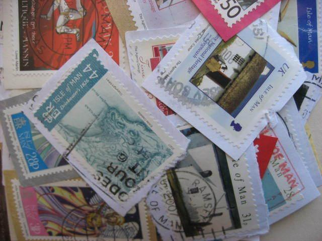 Isle of Man over 200 commemoratives, large, nice mix!