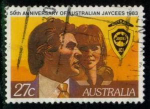 Australia #870 Jaycees, used (0.35)