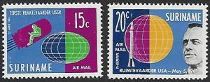 Suriname #C28-C29 MNH Full Set of 2