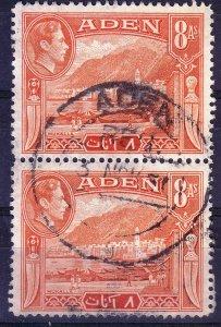 Aden - #23 - 1939/48 - VFU - KGVI - CV$0.40