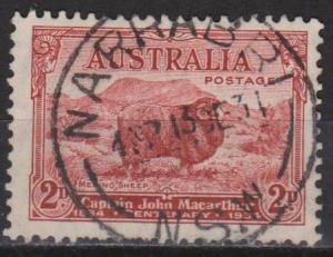 Australia #147 F-VF Used (ST366)