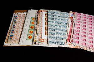 Vietnam Used Stamp Hoard Scott Value $4,000.00