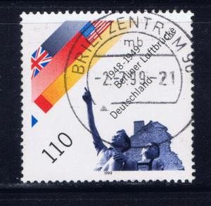 Germany 2038 Used 1998 issue