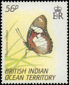 1994 British Indian Ocean Territory #148-150, Complete Set(3), Never Hinged
