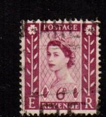 Great Britain - Northern Ireland - #3 Queen Elizabeth (Wmk 322) - Used