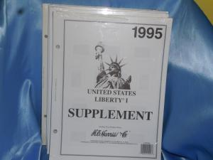 Harris Liberty one 1995 pages new