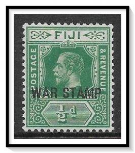 Fiji #MR1 War Tax MNH