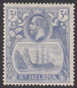 St. Helena 83 MH CV $2.40