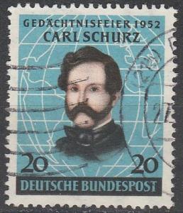 Germany #691  F-VF Used  CV $8.00 (C7171)