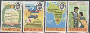 Lesotho #156-9  MNH VF  (99)