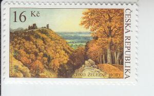 2016 Czech Republic Zelezne Hory Nature Reserve  (Scott 3687) MNH