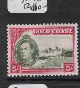Gold Coast SG 131 MNH (2doq)