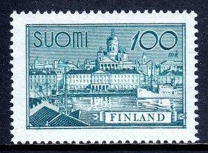 Finland - Scott #350 - MH - SCV $15