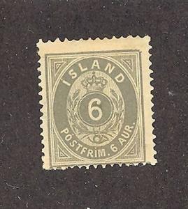 Iceland #10 Mint