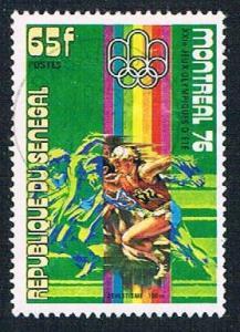 Senegal 433H Used Track 1976 (BP2984)