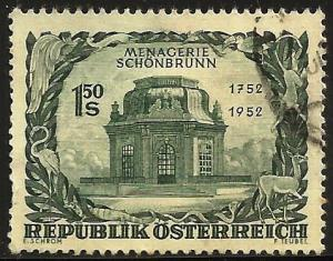 Austria 1952 Scott# 580 used