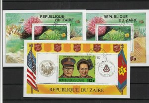 Zaire Stamps Ref 14031