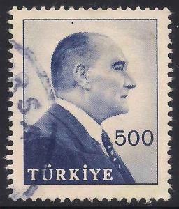 Turkey 1460 Used VF